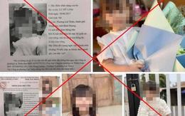 Người mẹ lên tiếng khi con gái bỗng dưng bị lấy ảnh, tung tin đồn bắt cóc