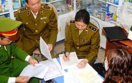 Nghệ An: Tạm đình chỉ, phạt nhiều hiệu thuốc tăng giá bán khẩu trang y tế