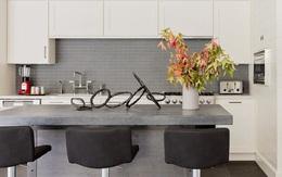 Muốn căn bếp gia đình hoàn hảo trước hết bạn phải giữ nó ngăn nắp gọn gàng đã