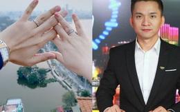 MC Hạnh Phúc của Chuyển động 24h cưới vợ vào ngày 11/3?