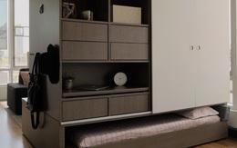 Thời 4.0: Chiêm ngưỡng hệ thống nội thất đa năng có thể biến thành mọi không gian sống chỉ trong một nút bấm
