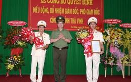 Đại tá Vũ Hoài Bắc làm Giám đốc Công an tỉnh Trà Vinh