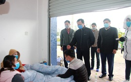 Quảng Ninh: Xét nghiệm nCoV bệnh nhân tử vong tại nhà