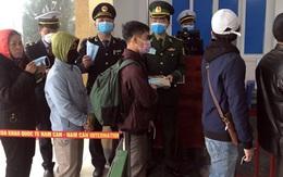 Nghệ An: Cửa khẩu quốc tế Nậm Cắn tích cực phòng, chống virus corona