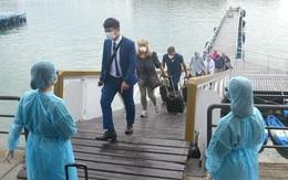 Hành trình của 4 khách nước ngoài nhiễm COVID-19 đến Quảng Ninh