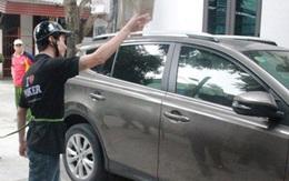 Bắt đối tượng chuyên đập kính ô tô trộm tài sản ở Nghệ An