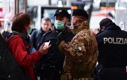 Sau phong tỏa toàn quốc, nước Ý tiếp tục ghi nhận số ca nhiễm COIVD-19 lên gần 10.150 và số người tử vong tăng mạnh