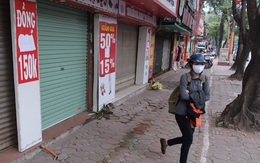 Hàng loạt quán ăn, nhà hàng tạm thời đóng cửa để phòng dịch COVID-19