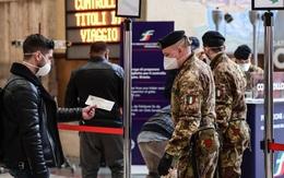 """Italy trải qua ngày """"sóng gió"""" khi thêm gần 3.500 ca mới, 2 thứ trưởng mắc COVID-19, gần 200 người tử vong"""