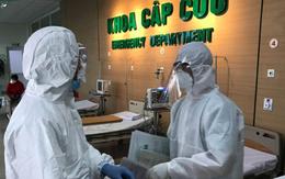 """""""Cơn bão cytokine"""" xuất hiện, nữ bệnh nhân COVID-19 ở Hà Nội xem xét lọc máu, đặt ECMO"""