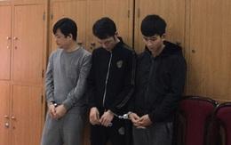 """Ba đối tượng chuyên đi lắp camera tại khách sạn để quay clip """"nhạy cảm"""" tống tiền"""