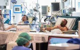 """Số người chết vượt xa Trung Quốc, Italy """"sốc"""" khi ca nhiễm mới tăng thêm gần 6.000, hơn 620 người tử vong sau 1 đêm"""
