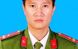 Nghệ An: Đề nghị thăng quân hàm cho thượng úy hi sinh khi vây bắt nhóm mua bán ma túy