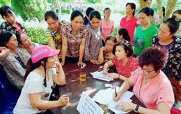 """""""Mưa dầm thấm lâu"""" - bí quyết của cán bộ làm công tác dân số Nghệ An"""