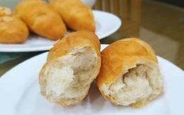 Làm bánh mì siêu dễ bằng nồi chiên không dầu, mẹ vụng cũng có thể học theo