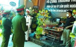 """Truy tặng Huy hiệu """"Tuổi trẻ dũng cảm"""" cho Đại úy hi sinh khi truy bắt tội phạm ma túy"""
