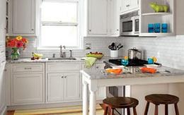 15 căn bếp nhỏ nhưng vẫn khiến người khác phải trầm trồ vì tiện nghi không thiếu thứ gì
