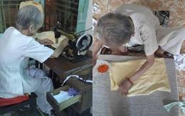 Mẹ Việt Nam anh hùng 91 tuổi nói lý do ủng hộ chống dịch COVID-19 khiến nhiều người xúc động