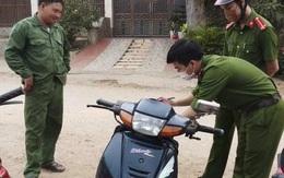 Không đeo khẩu trang khi ra đường, người đàn ông ở Hà Tĩnh bị phạt 200 ngàn đồng