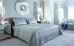 10 màu sơn giúp phòng ngủ không bao giờ bị lỗi mốt