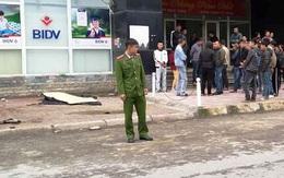 Nghệ An: Nam thanh niên rơi từ tầng 13 xuống đất tử vong tại chỗ