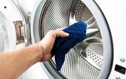 Không cần mất tiền mời thợ, chỉ với mấy mẹo sau bạn đã có thể tự làm sạch máy giặt dễ dàng