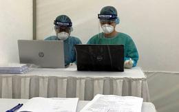 Tổ chức các trạm test nhanh COVID-19 tại một số cửa ngõ Hà Nội