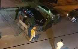 Trên đường đi ăn giỗ nhà bố vợ về, nam thanh niên Hải Dương cướp máy đo thân nhiệt tại chốt kiểm dịch