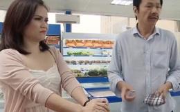 Cô Xuyến 'Về nhà đi con': 'Anh Trung Anh là bạn diễn tuyệt vời'