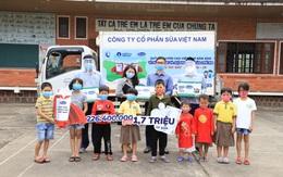 """""""Quỹ sữa vươn cao Việt Nam"""" – chính lúc này, trẻ em khó khăn đang cần chúng ta nhất"""