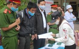 Hà Tĩnh bàn giao 688 công dân hoàn thành cách ly y tế