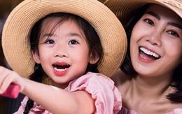 """Xót xa lời nói thường ngày của con gái diễn viên Mai Phương: """"Mẹ ơi, con nhớ mẹ quá"""""""