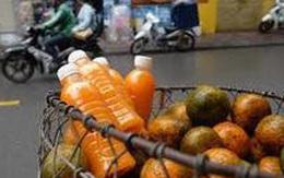 Nước ép hoa quả từ trái cây thối
