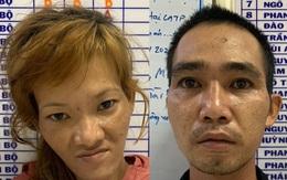 Chân dung cặp đôi giả làm khách lừa cướp xe ôm ở TP HCM