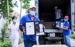 Beko Việt Nam tặng nhiều thiết bị điện tử gia dụng cho bệnh viện dã chiến Củ Chi