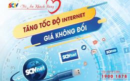 """SCTV nâng tốc độ internet, khách hàng thỏa sức làm việc tại nhà phòng chống """"Cô-Vy"""""""