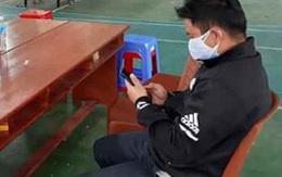 Nghệ An: Xử phạt người lén đưa rượu vào khu cách ly
