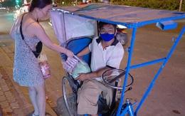 Sài Gòn nghĩa tình và sẻ chia: Có bao nhiêu tiền là làm từ thiện hết!