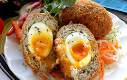 7 món ngon dễ làm từ trứng gà