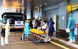 Chiều nay, sân bay Vân Đồn đón gần 300 hành khách đặc biệt nào?