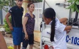 Cơ quan chức năng vào cuộc vụ bé gái bị mẹ dùng dây trói vào thùng xe tải