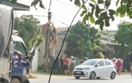 Vụ công nhân bị điện giật tử vong ở Nghệ An: Đã cắt điện và có biện pháp an toàn trước lúc sửa