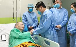 """Bác sĩ Chợ Rẫy """"nhiều lúc không dám tin bệnh nhân 91 có thể hồi phục được"""""""