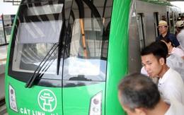 Bộ GTVT lên tiếng về việc Tổng thầu EPC đề nghị thanh toán 50 triệu USD tại dự án đường sắt Cát Linh - Hà Đông