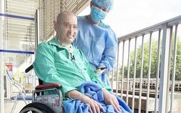 Chuyên gia tập đoàn Hoà Phát nhập cảnh mắc COVID-19, dự kiến hôm nay bệnh nhân 91 về nước