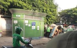 Hà Nội: Bàng hoàng thi thể người đàn ông được phát hiện trong nhà vệ sinh công cộng ở khu vực Bến xe Mỹ Đình