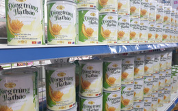 Sữa bột Đông Trùng Hạ Thảo Hồng Sâm Ngọc Linh đã được Viện Hàn lâm KHCN chuyển giao công nghệ