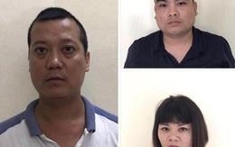 Hai vợ chồng cùng đi bắt, đánh con nợ để đòi tiền