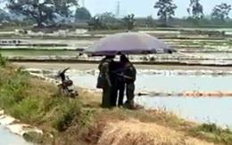 Hà Nội: Phát hiện thi thể nam thanh niên sắp cưới dưới mương nước mất tích nhiều ngày