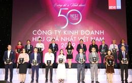 HDBank tiếp tục vào Top những Công ty Kinh doanh Hiệu quả nhất Việt Nam